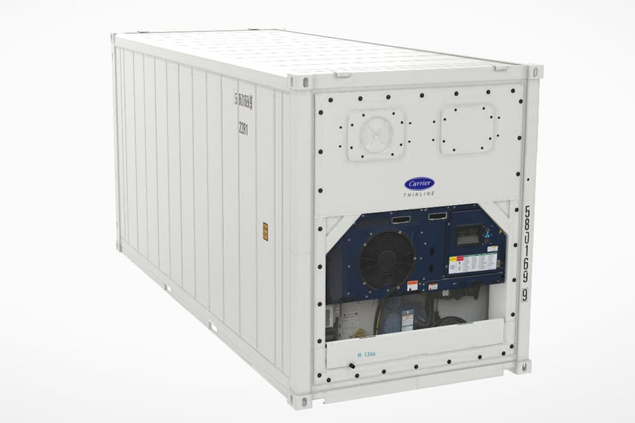 20' reefer container rental, rent 20' refrigerated shipping container, 20' reefer container, 20' refrigerated trailer, 20' refrigerated storage container, rent reefer container, reefer container rentals, reefer container pros, insulated shipping container, cold storage container, cold storage, used insulated shipping container, cold storage rental, reefer conex